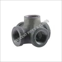 Stainless Steel Socket Weld Cross Fitting 347