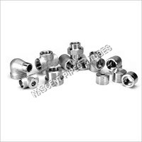 Stainless Steel Socket Weld Fitting ASTM A182 F304