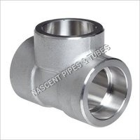 Stainless Steel Socket Weld Fitting 316L
