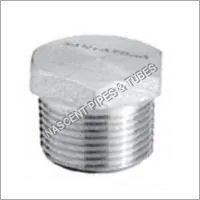 Stainless Steel Socket Weld Plug Fitting ASTM A182