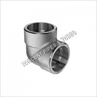 Stainless Steel Socket Weld Elbow Fitting 316