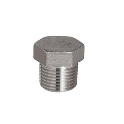 Stainless Steel Socket Weld Plug Fitting 321