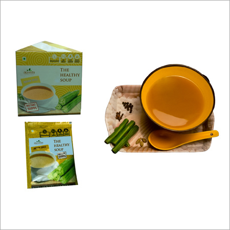Moringa Herbal Soup