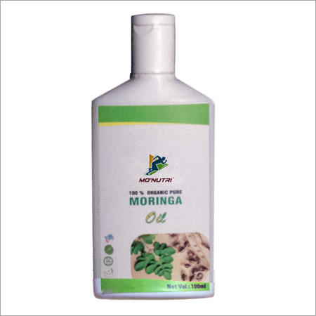 Moringa Leaf Oil