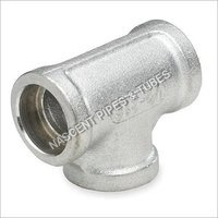 Stainless Steel Socket Weld Tee Fitting 304L
