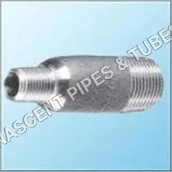 Stainless Steel Socket Weld Swage Nipple Fitting 347