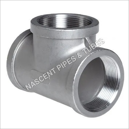 Stainless Steel Socket Weld Tee Fittings 904L