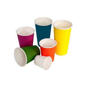 Colour Paper Cups