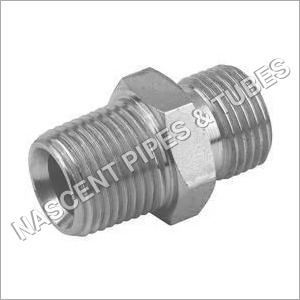 Stainless Steel Socket Weld Hexagon Nipple Fitting