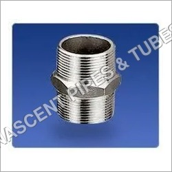 Stainless Steel Socket Weld Hexagon Nipple Fitting 904L