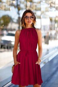 Trendy Western Dress