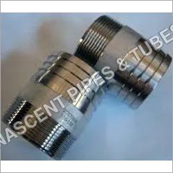 Stainless Steel Socket Weld Welding Nipple Fitting 321