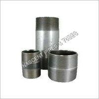 Stainless Steel Socket Weld Welding Nipple Fitting 347