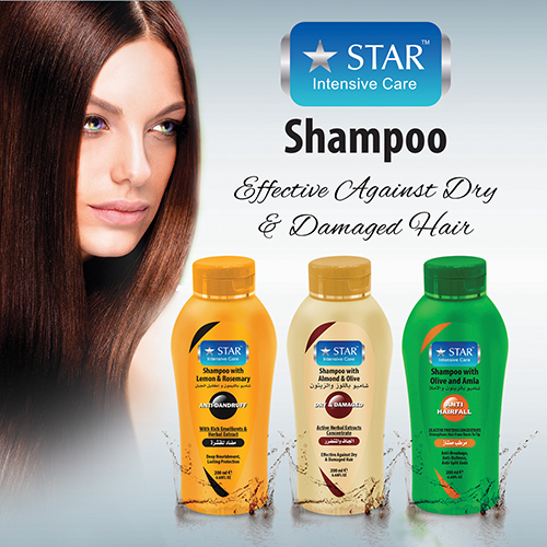 Star Hair Nourishing Shampoo