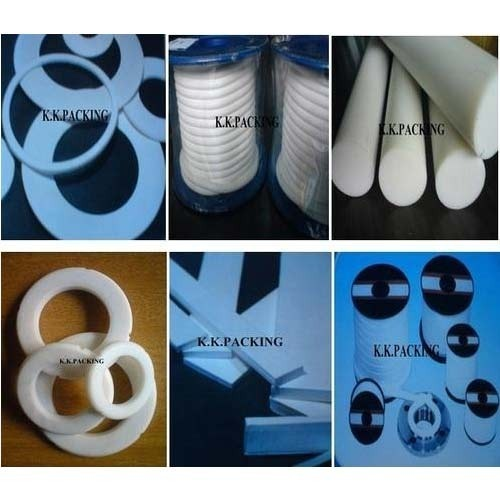 Ptfe Universal Rope Gasket Sheets