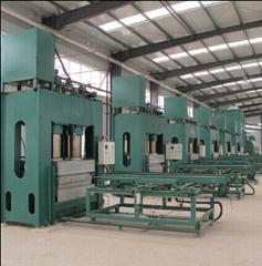 Hydraulic Wood Sawdust Pallet Making Machine