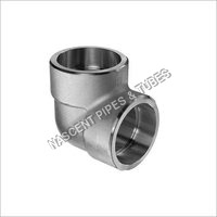 Stainless Steel Socket Weld Street Elbow Fitting 304H