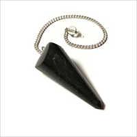 Black Tourmaline Pendulum
