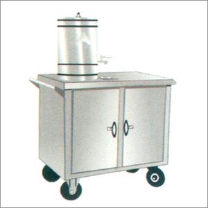 Tea - Snack Trolley