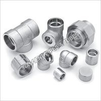 Stainless Steel Socket Weld Street Elbow Fitting 347