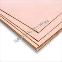 Copper Nickel Plates