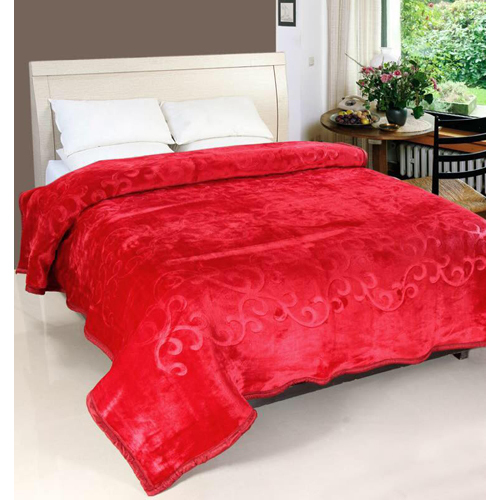 Acrylic Mink Blanket 1004