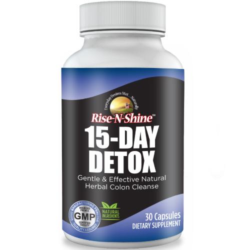 15 Day Detox Dietary Supplement