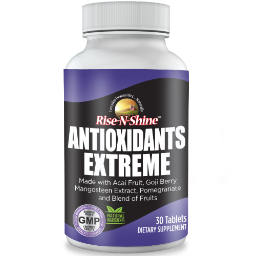 Antioxidants Extreme Dietary Supplement