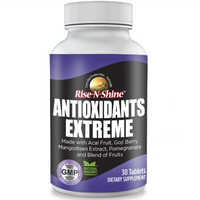 Antioxidants Extreme Dietary Supplement