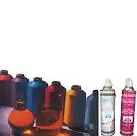 polyspin aerosols