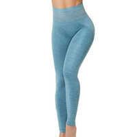 Patent Ladies Yoga Light Blue Pants
