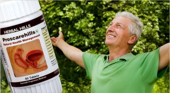 ayurvedic medicines for prostate - Proscarehills 60 Tablets