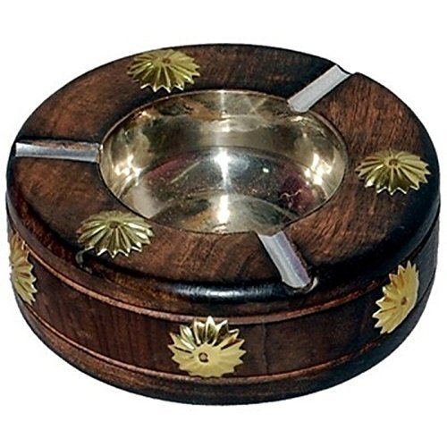 Premium Quality Ashtray Brown