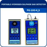Portable H2S Detector