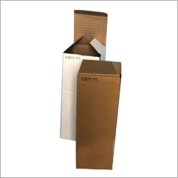Corrugated Bottle Box