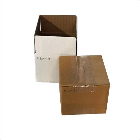 Corrugated Cup Box
