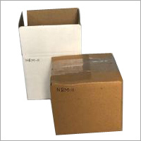 Glass Packing Box