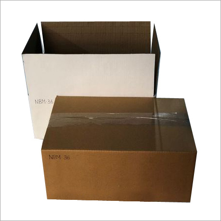 Vegetables Corrugated Box