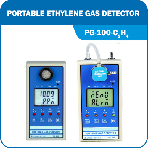 Portable Ethylene Detector
