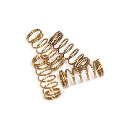 Copper Compression Springs