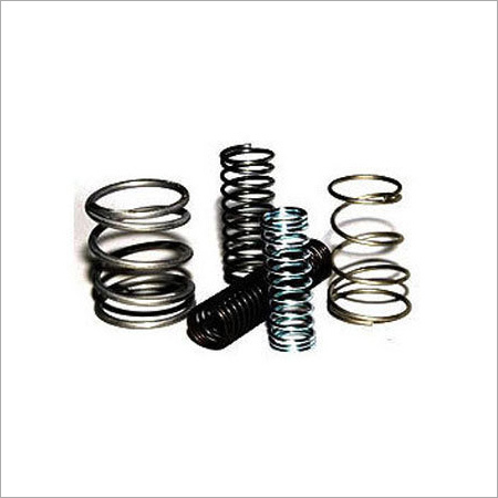 Steel Compression Springs