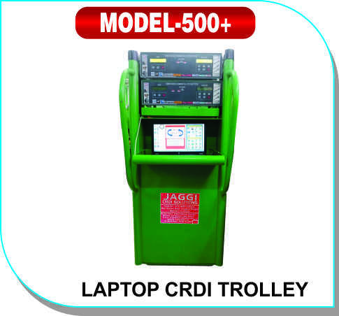CRDI Trolley