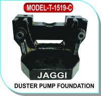 Duster Pump Foundation