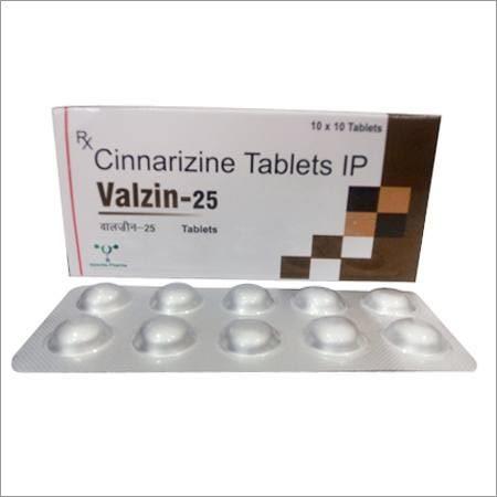 Cinnarizine Tablets