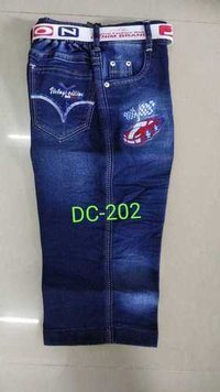 Boys Denim Caprii