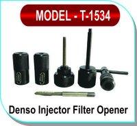 Injector Filter Opener