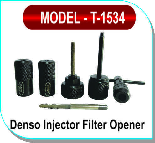 Denso Injector Filter Opener