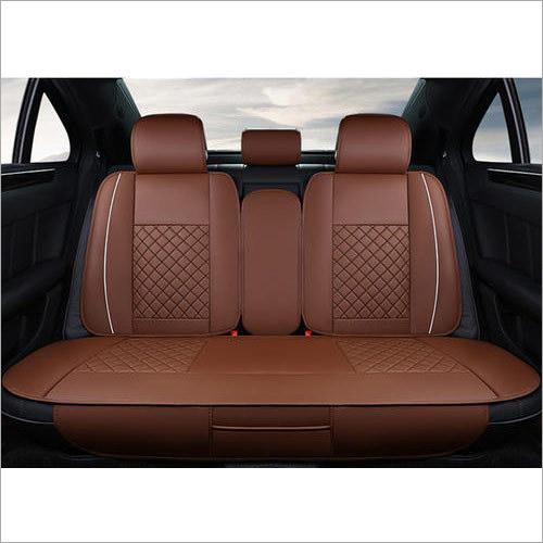 Brown Car Back Seat Cover At Best Price In Delhi Delhi Bhagwan