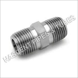 Stainless Steel Socket Weld Parallel Nipple Fitting 317L
