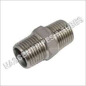 Stainles Steel Socket Weld Parallel Nipple Fitting